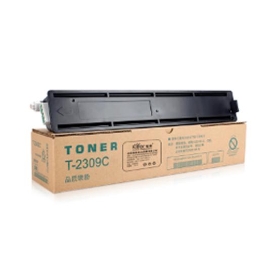 东芝 T-2309C 原装碳粉 适用机型e-STUDIO2303A/2303AM/2803AM/2309A/2809A