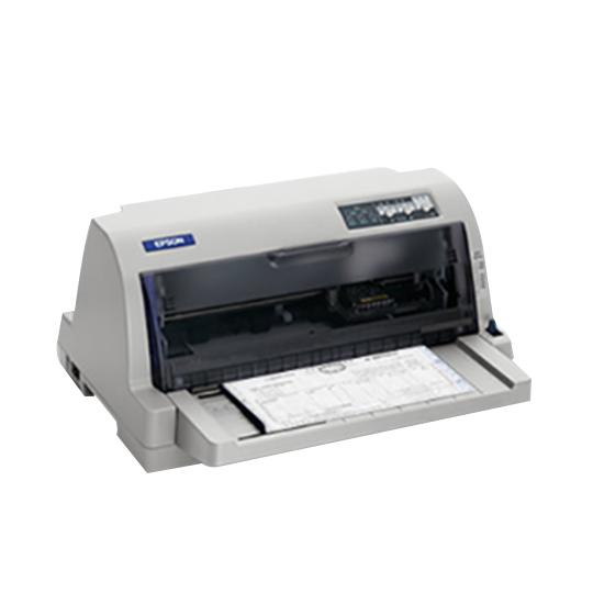 EPSON/爱普生-打印机-LQ-735KII-24针平推