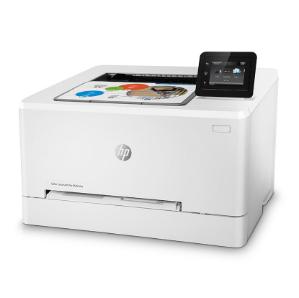 惠普(HP) M254dw彩色激光打印机 A4 无线连接 高速彩色 自动双面打印