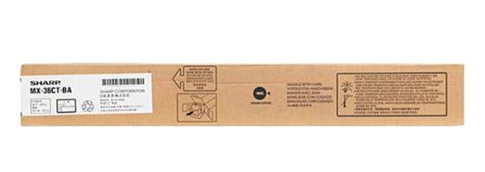 夏普(SHARP)MX-36CT原装碳粉适用于MX-2648/3118/3618/3148/3648  (4色/套)