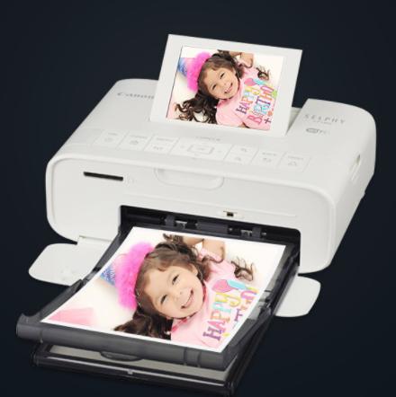 佳能(Canon)SELPHY CP1300 照片打印机