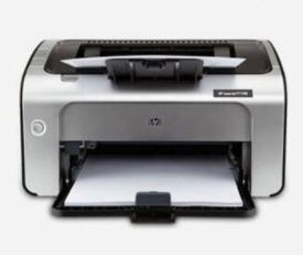 惠普1108 黑白激光打印机