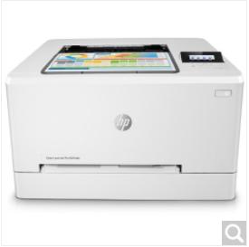 惠普(HP) M254dn A4幅面彩色 激光打印机 自动双面打印